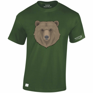 bear-forest-green-tshirt