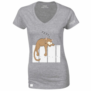 cat-on-the-fence-sports-grey-tshirt-wasson