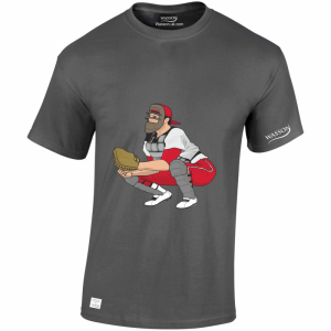 catcher-dark-heather-tshirt