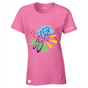 cycling-azalea-pink-tshirt-wasson