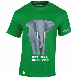 elephant-dont-forget-irish-green-tshirt-wasson