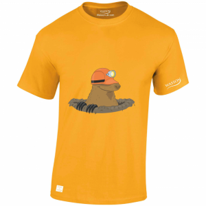mole-in-a-hole-gold-t-shirt-wasson