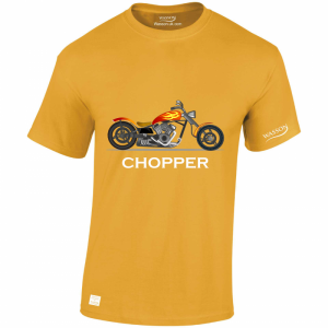 Chopper – T Shirt Desgin