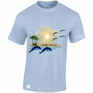cornish-riviera-palms-light-blue-tshirt-wasson-tshirts-co-uk