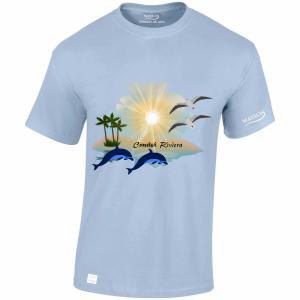 cornish-riviera-palms-light-blue-tshirt-wasson-tshirts-co-uk