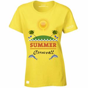cornwall-holiday-ladies-daisey-tshirt-wasson-tshirts-co-uk