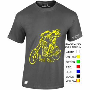 Devil Rider – T Shirt Desgin