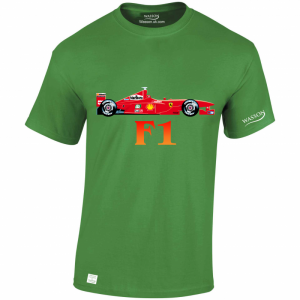 Formula1 – T Shirt Desgin