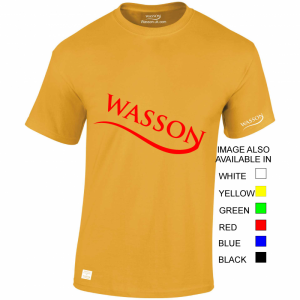 Wasson – T Shirt Desgin