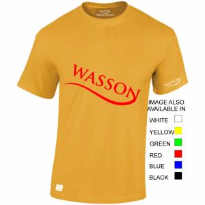 Wasson – T Shirt Desgin