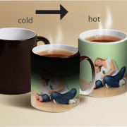 Heat and reaveal mug