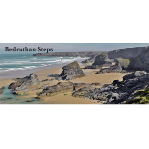 Bedruthan Steps North Cornwall