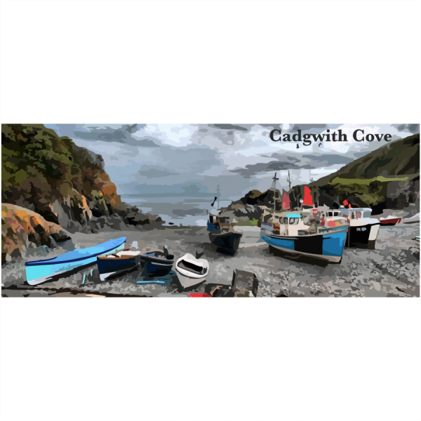 Cadgwith Cove Lizard & Falmoth Cornwall
