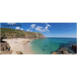 Chapel Porth North Cornwall
