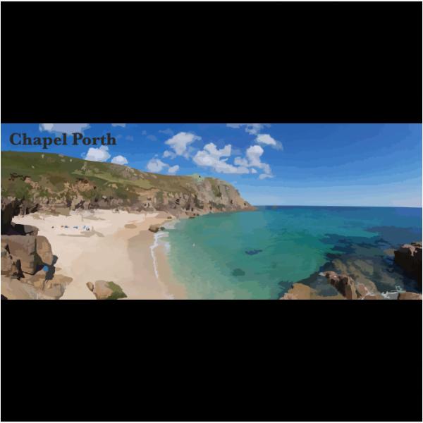 Chapel Porth North Cornwall