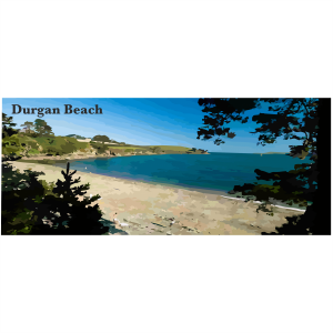 Durgan Beach Lizard & Falmouth Cornwall