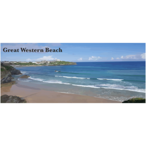 Great Western Beach North Cornwall