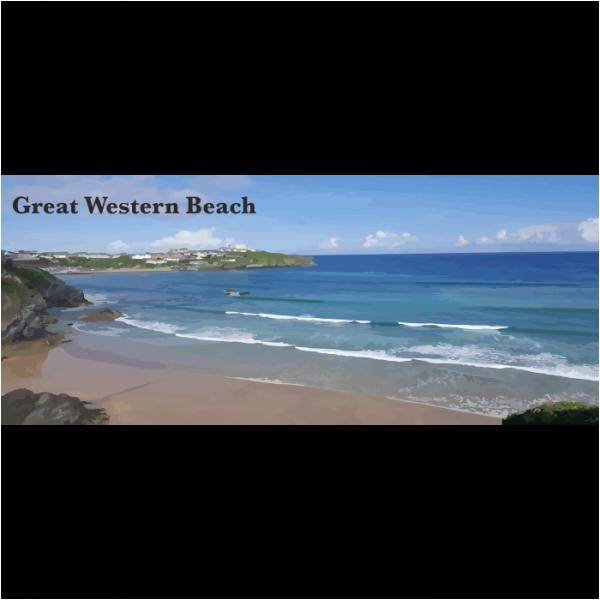 Great Western Beach North Cornwall