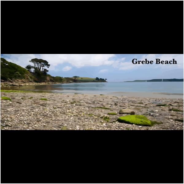 Grebe Beach Lizard & Falmouth Cornwall