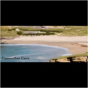 Gunwalloe Cove Lizard & Falmouth Cornwall