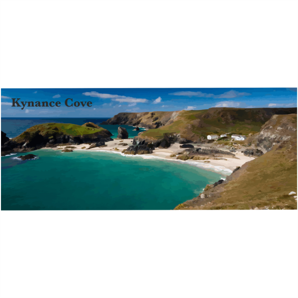 Kynance Cove Lizard & Falmouth Cornwall