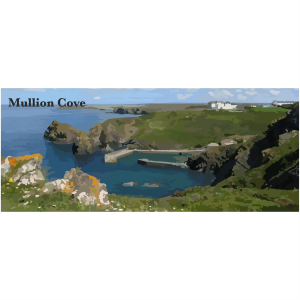 Mullion Cove Lizard & Falmouth Cornwall
