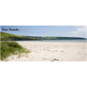 Par Sands Cornish Riviera