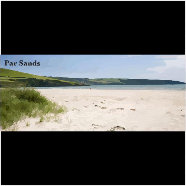 Par Sands Cornish Riviera