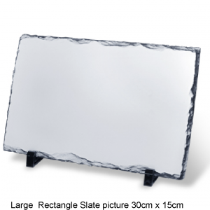 Large Rectangle Slate