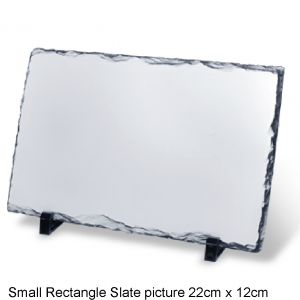 Small Rectangle Slate