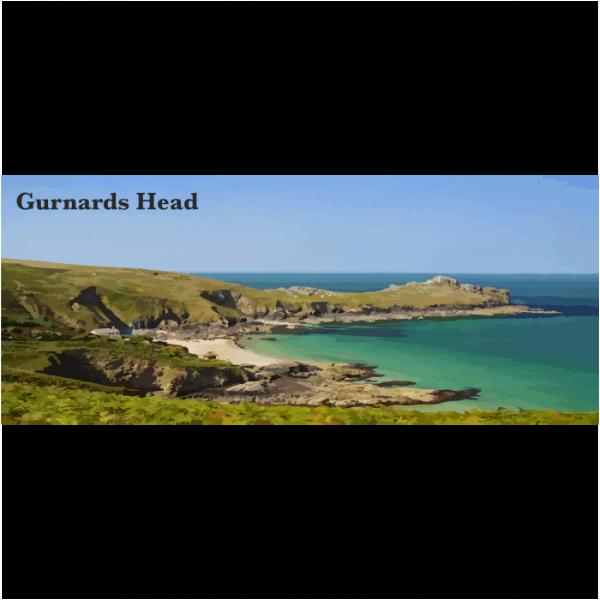 Gurnards Head West Cornwall