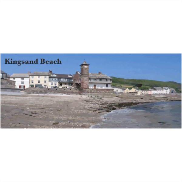 Kingsand Beach South East Cornwall