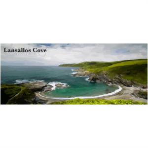 Lansallos Cove South East Cornwall