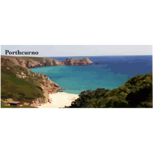 Porthcurno West Cornwall