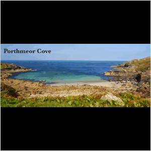 Porthmeor Cove West Cornwall