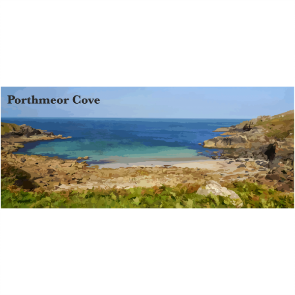 Porthmeor Cove West Cornwall