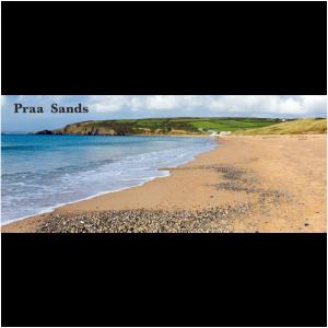 Praa Sands West Cornwall