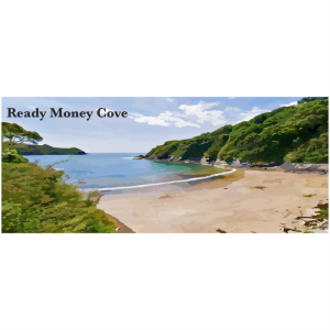 Ready Money Cove South East Cornwall