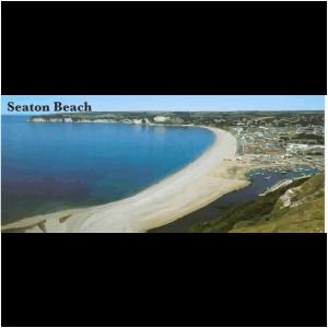 Seaton Beach South East Cornwall