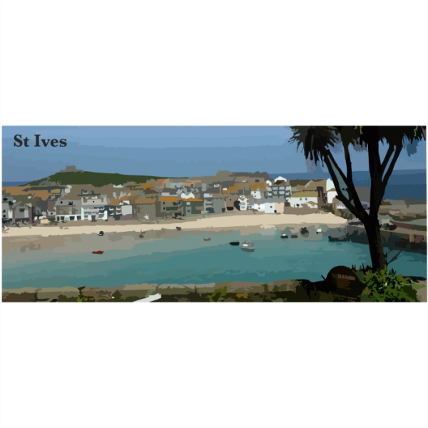 St Ives West Cornwall