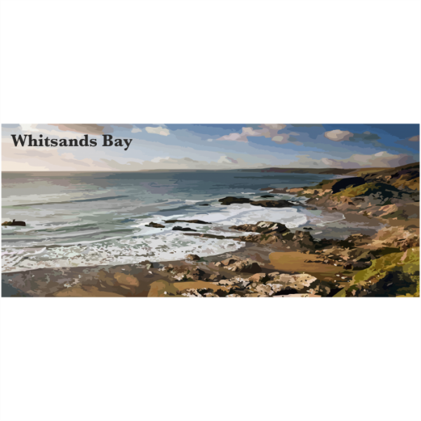 Whitsands Bay south East cornwall