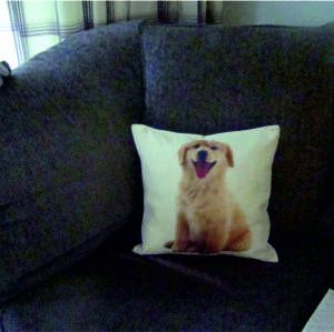 Personalised bespoke cushion covers, add your own image