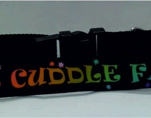 Personalised dog collar, bespoke dog collar, pet collar, add you own image to dog collar,