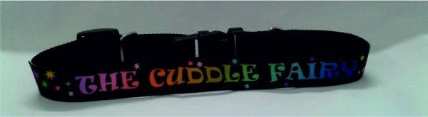 Personalised dog collar, bespoke dog collar, pet collar, add you own image to dog collar,