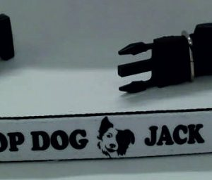 Medium sized Collar personalised add your own image