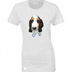 Bassett subli ladies tshirts